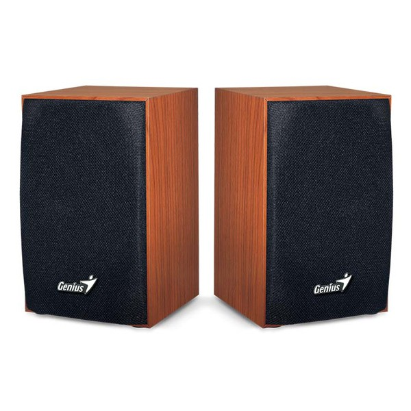 Genius SP-HF160 2.0 Wood USB