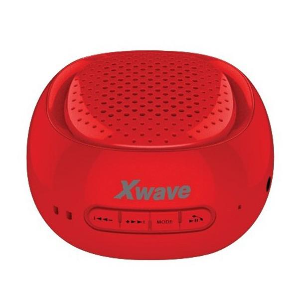 Xwave B COOL all red ring BT/FM/microSD/USB
