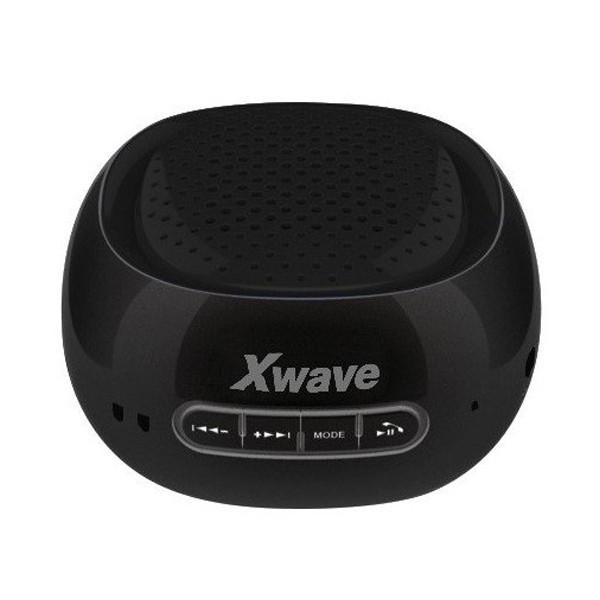 Xwave B COOL all black ring BT/FM/microSD/USB