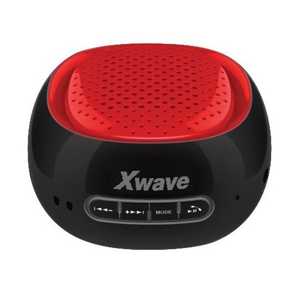 Xwave B COOL black/red ring BT/FM/microSD/USB