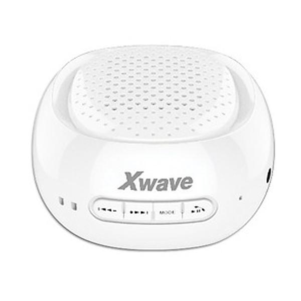Xwave B COOL all white ring BT/FM/microSD/USB