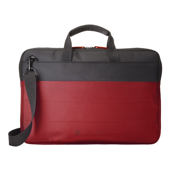 HP ACC Case Top Load Duotone Red 15.6''