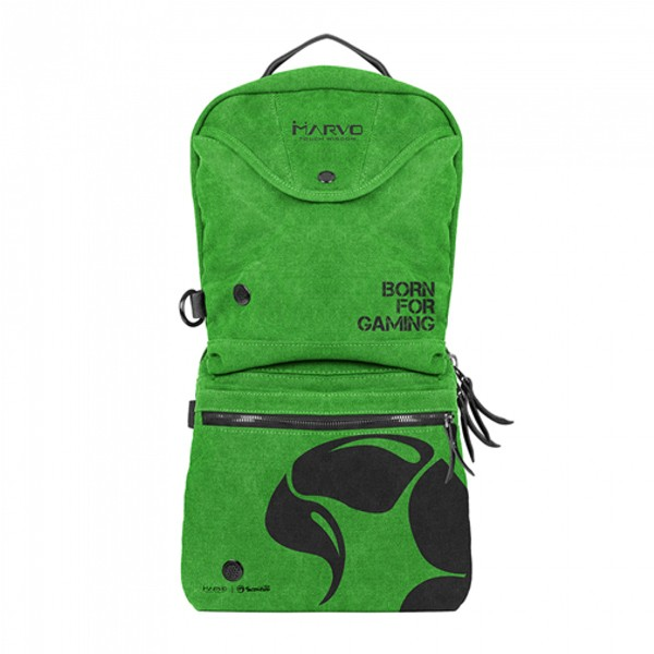 Marvo BA001 Green ranac 15.6''
