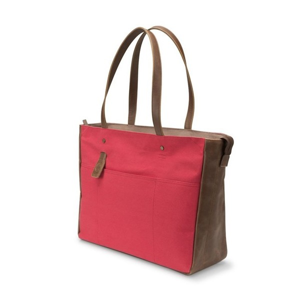 HP 14.0 Case Ladies Red Tote V1M57AA ABB 14''