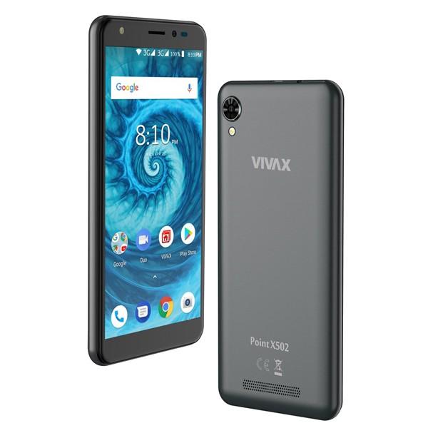 Vivax Point X502 Dual SIM Gray