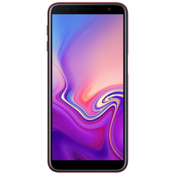 Samsung Galaxy J6+ Dual SIM Red