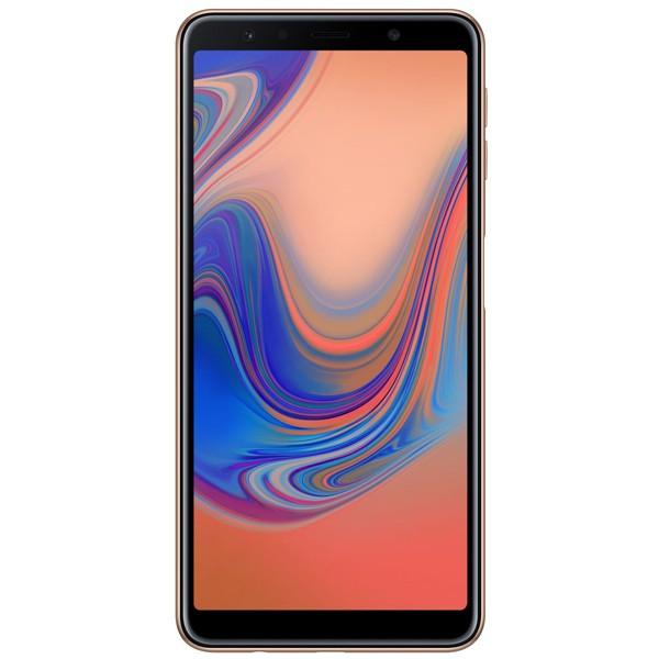 Samsung Galaxy A7 2018 Dual SIM Gold