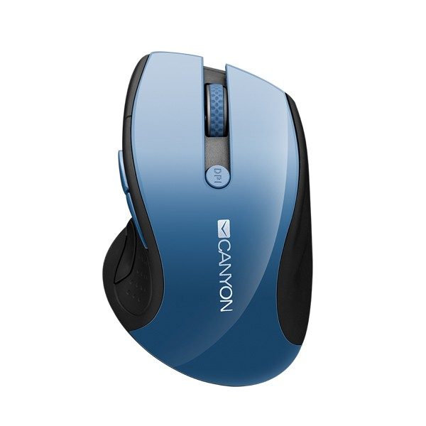 Canyon CNS-CMSW01BL Blue Wireless Mouse