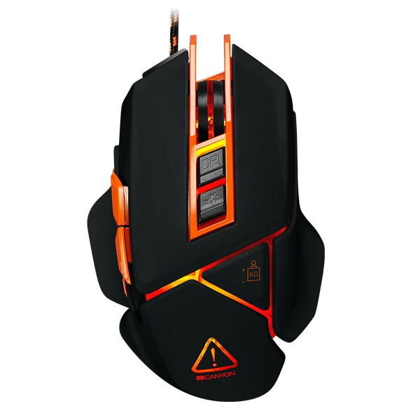 Canyon CND-SGM6N Gaming Mouse