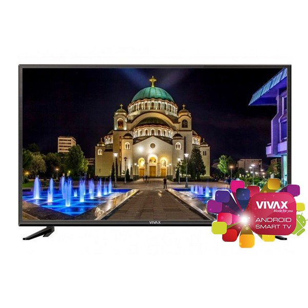 Vivax TV-32S60T2S2SM 32'' Smart T2 HD ready