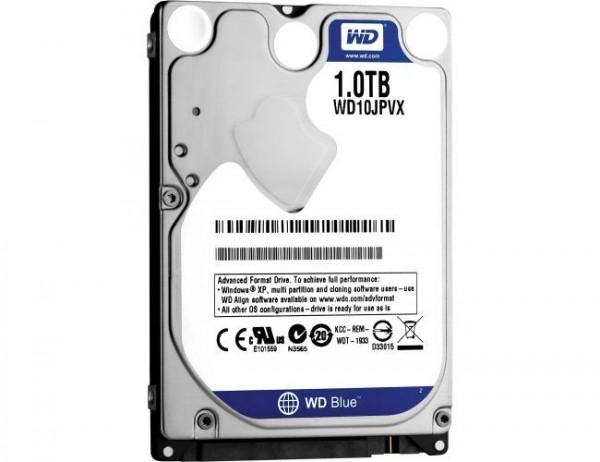 WD 1TB 10JPVX 2.5'' SATA blue