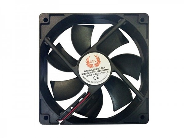 Gigatech ventilator 120x120mm