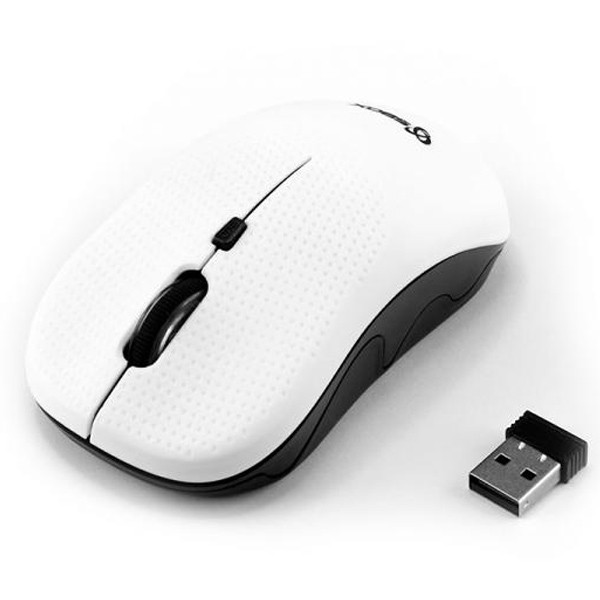 S BOX WM106 W White Wireless Mouse