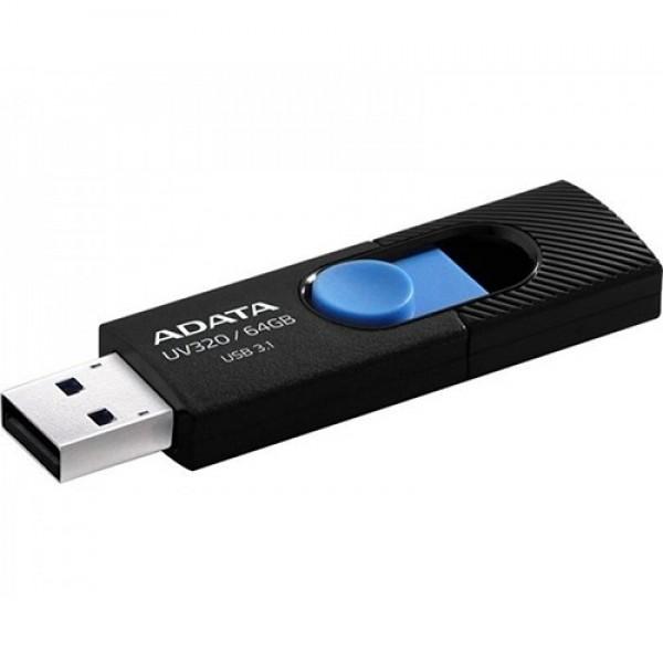 Adata AUV320-64G-RBKBL 64GB USB 3.1 Crno Plavi