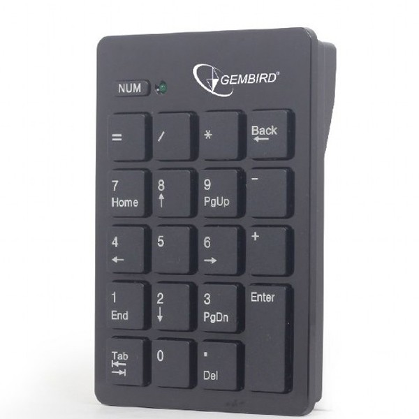 Gembird KPD-W-01 wireless num pad