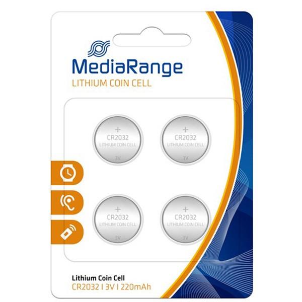 MediaRange CR2032 baterija