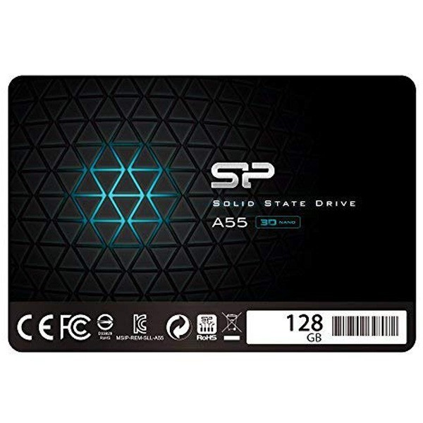 Silicon Power 128GB 1.8'' SSD A55 SATA 6