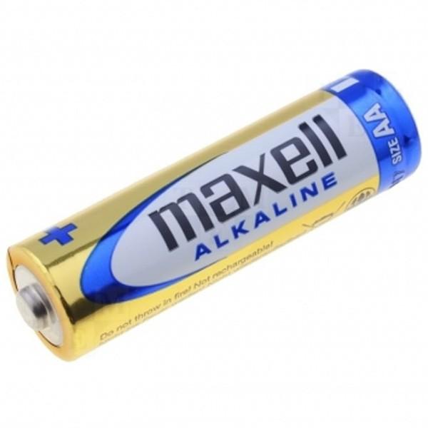 Maxell AA alkaline baterije