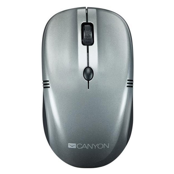Canyon CNE-CMSW03 Dark Gray Wireless Mouse