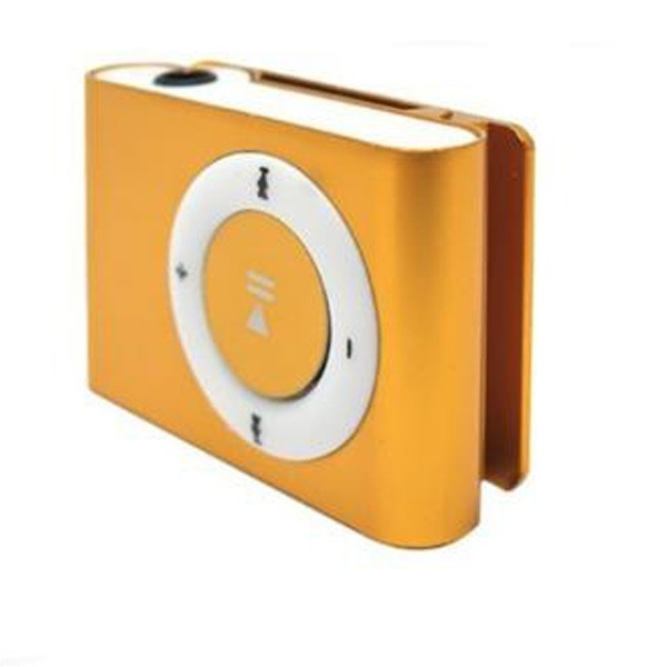 Gigatech GMP-03 MP3 player Gold