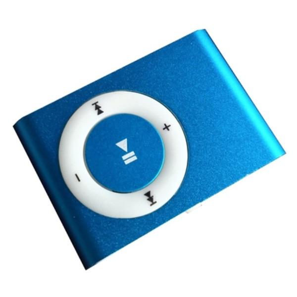 Gigatech GMP-03 MP3 player Blue