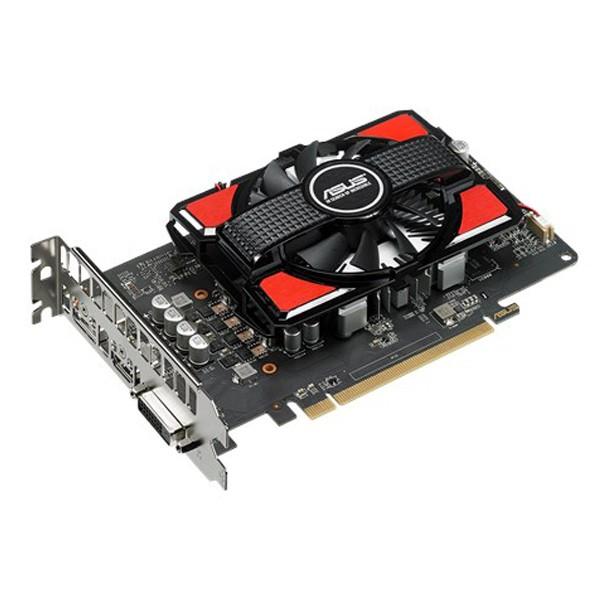 Asus AMD RX 550-2GB 128bit