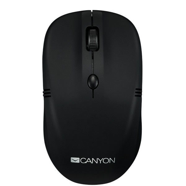 Canyon CNE-CMSWO3 Black Wireless Mouse