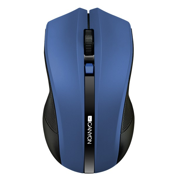 Canyon CNE-CMSWO5 Blue Wireless Mouse