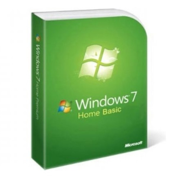 Microsoft Windows 7 Home GGK