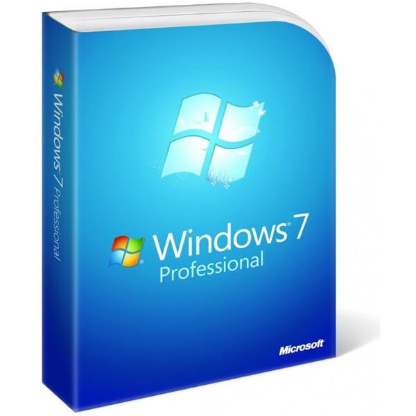Microsoft Windows 7 Professional GGK