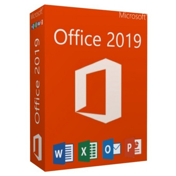 Microsoft Office 2019 Home and Business FPP