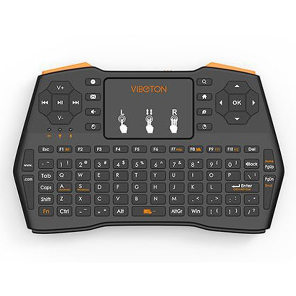 Gembird GMB-I8 PLUS Wireless Mini Keyboard