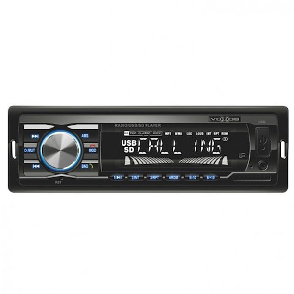 SAL VB 3100 Auto radio BT/Wi-Fi/MP3/AUX/USB/SD 4x45W
