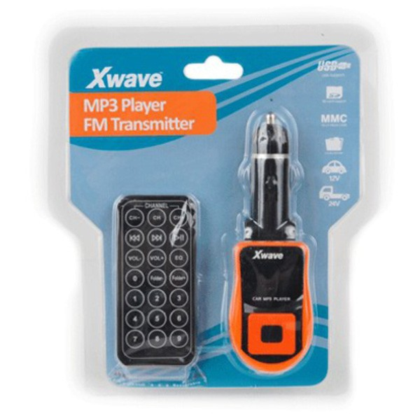 Xwave BT64 FM transmiter