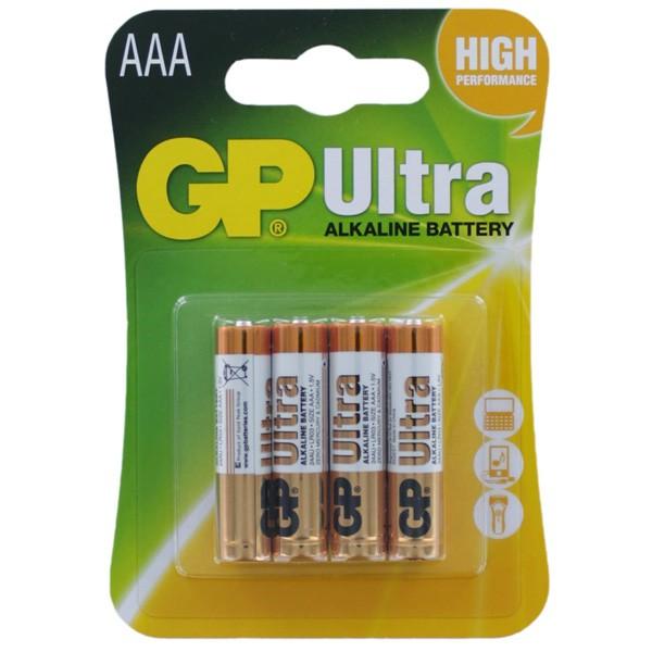 GP AAA ultra alkaline