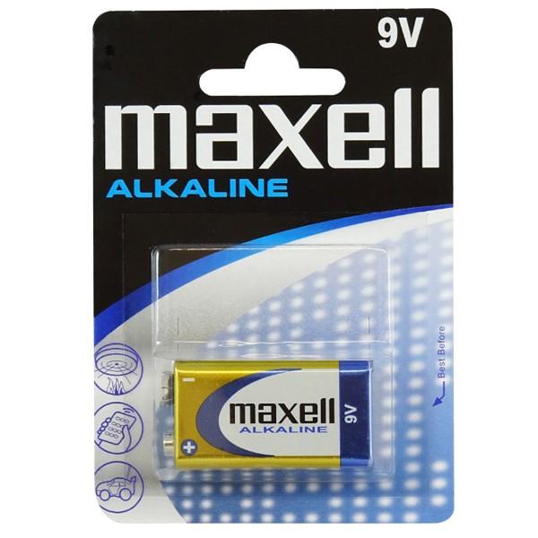 Maxell 9V alkalne