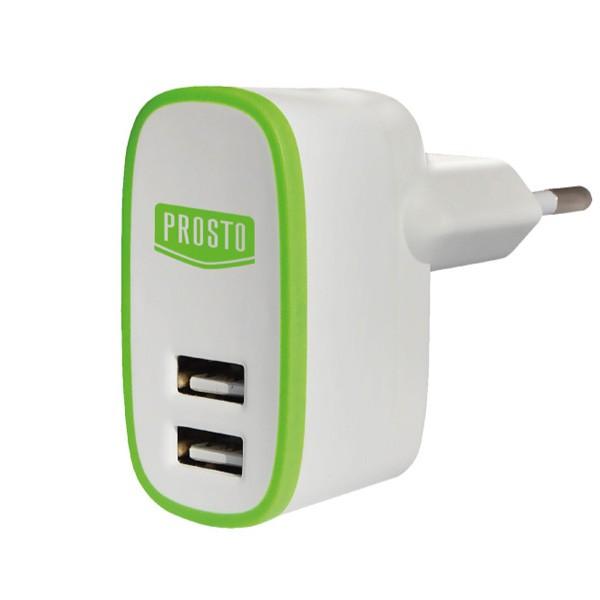 Prosto 2 x USB 2.1A univerzalni punjač