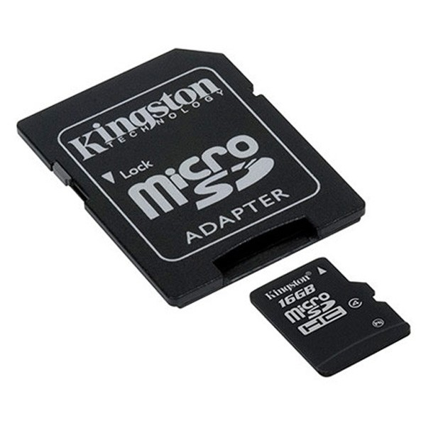Kingston microSDHC 16GB SDC4/16GB