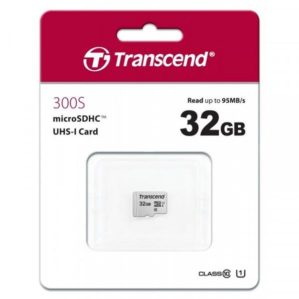 Transcend microSD 32GB TS32GUSD300S