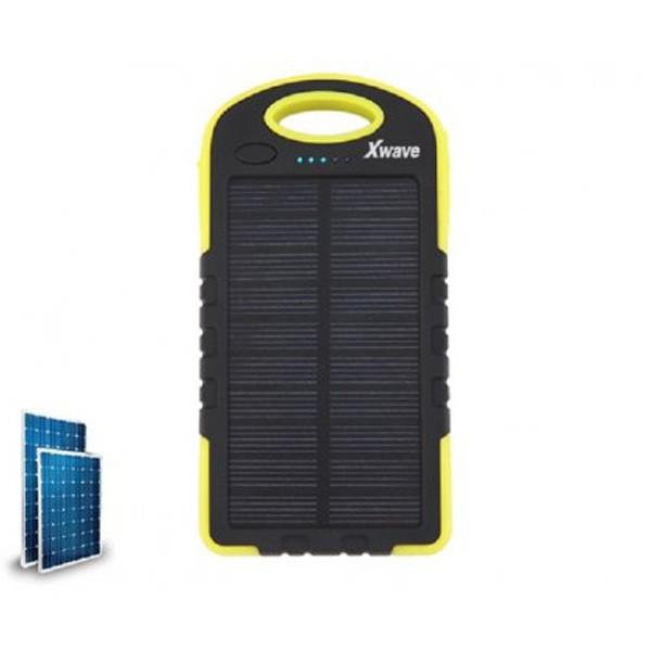 Xwave Camp L60 6000mAh Power Bank Yellow