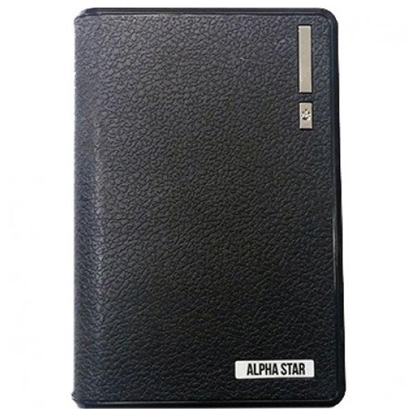 Alpha Star Box 100 10000mAh Power Bank Black