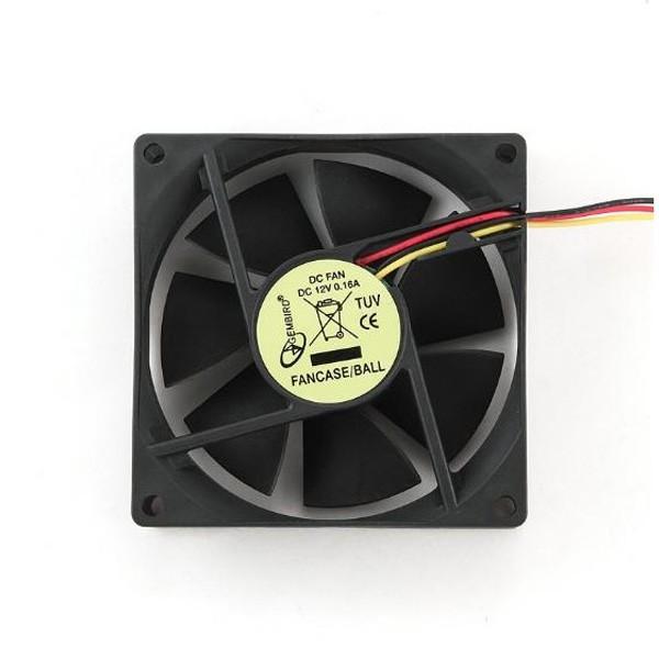 Ventilator 80x80mm