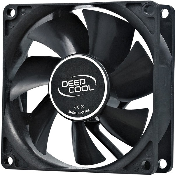 DeepCool XFAN80 ventilator 80x80 mm