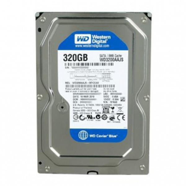 WD 320GB 3.5'' SATA3 3200AAJS-56B4A0