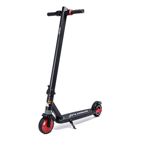 Xplorer e-scooter green city 6.5'' black