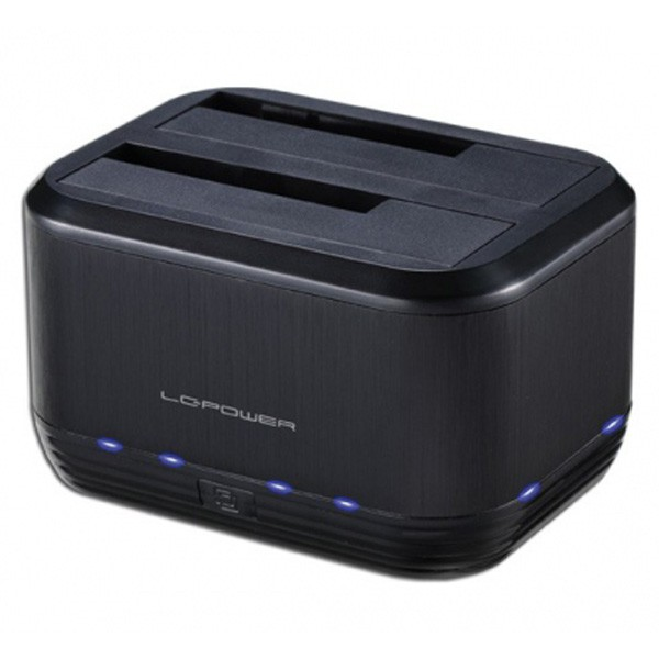 LC Power HDD LC-DOCK-U3-III