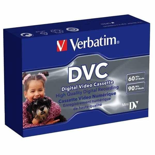 Verbatim miniDVC 60min