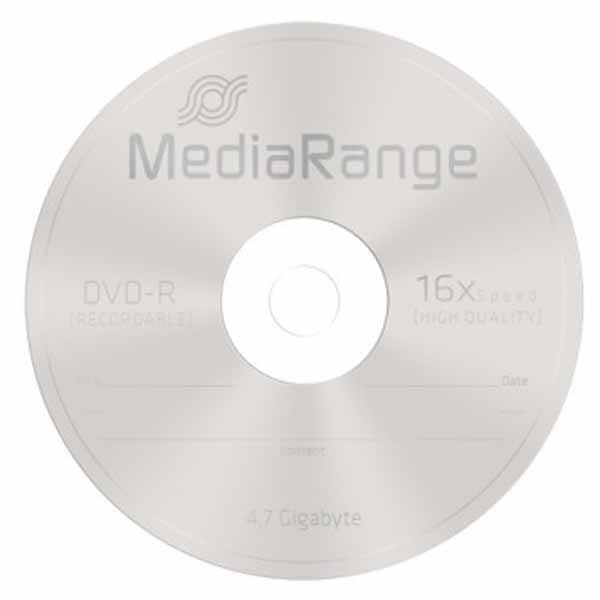 Media Range DVD+R 8x 8.5GB