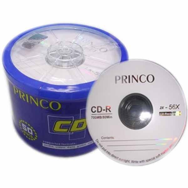 Princo CD-R 56x 700MB