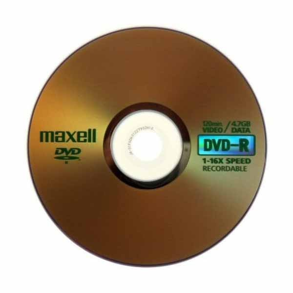 Maxell DVD-R 16x 4.7GB